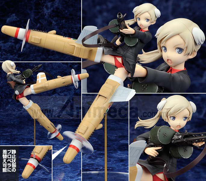 MARTINA CRESPI FIGURE Strike Witches the Movie ALTER