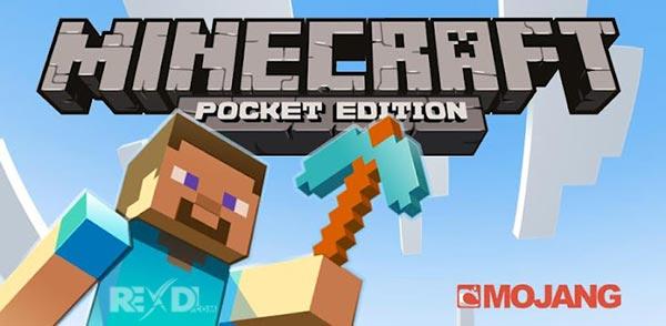 تحميل Minecraft Pocket Edition مهكرة