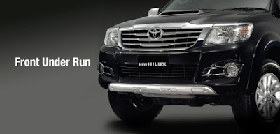 Toyota All New Hi-Lux Surabaya