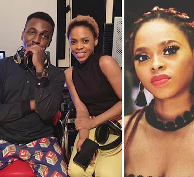 Chidinma Caught Frolicking With Gospel Singer Frank Edwards.