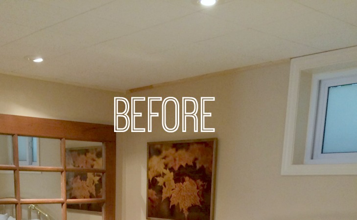 How To Make A Bat Plywood Ceiling That Looks Like Wood Paneling
