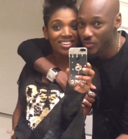 Image result for annie idibia instagram