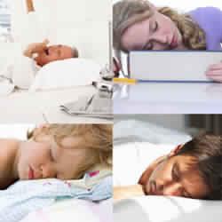 Combien de sommeil vous avez besoin selon votre âge