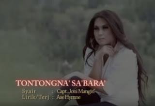 Lirik dan Kord Gitar Lagu Tontongna Sa'bara