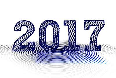 2017 New Year Drawing Photo Download