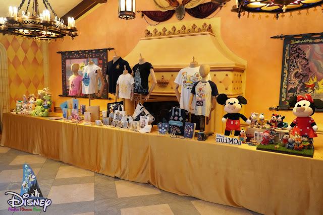 Hong-Kong Disneyland reopening merchandise 香港迪士尼樂園重開