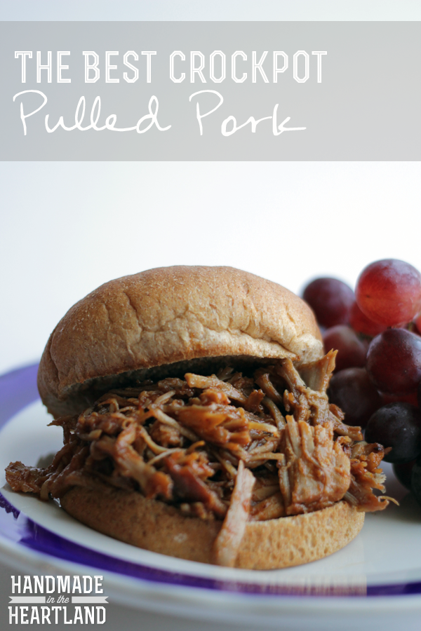 The best pulled pork recipe you'll ever make!