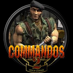 Commandos 2 - Destination Paris - Round Icon