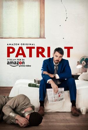 Patriot Temporada 1 audio español
