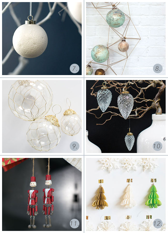 wholesale christmas ornaments from accent decor