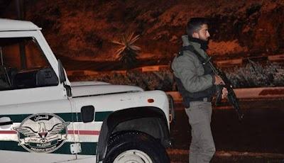 العميد عكرمة ثابت الأمن الوقائي يضبط مخدرات في رام الله