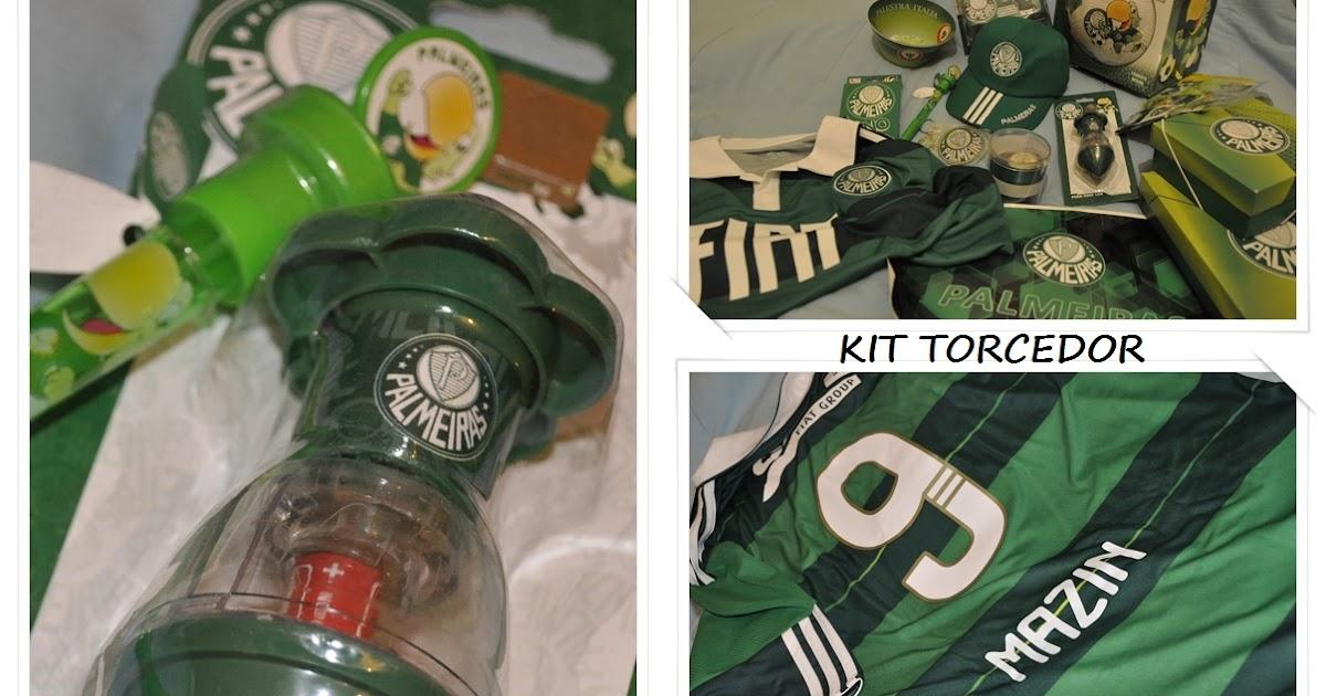 Kit Torcedor - Palmeiras  16df1e1f9e5fa