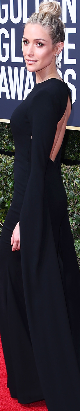 Kristin Cavallari 2018 Golden Globes