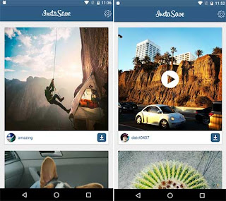 InstaSave - Aplikasi Untuk Download Foto dan Video Instagram