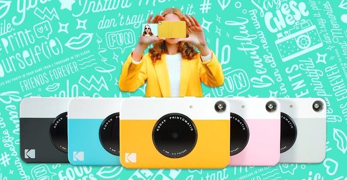 SORTEIO - Câmera Kodak Printomatic!