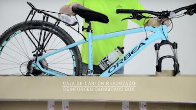 transporte de bicis