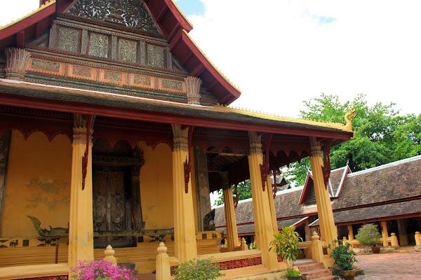 Sisaket Temple Vientiane (Laos)