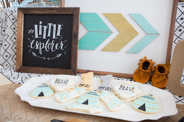 A Quot Wild One Quot First Birthday Party Simply Sarah Style