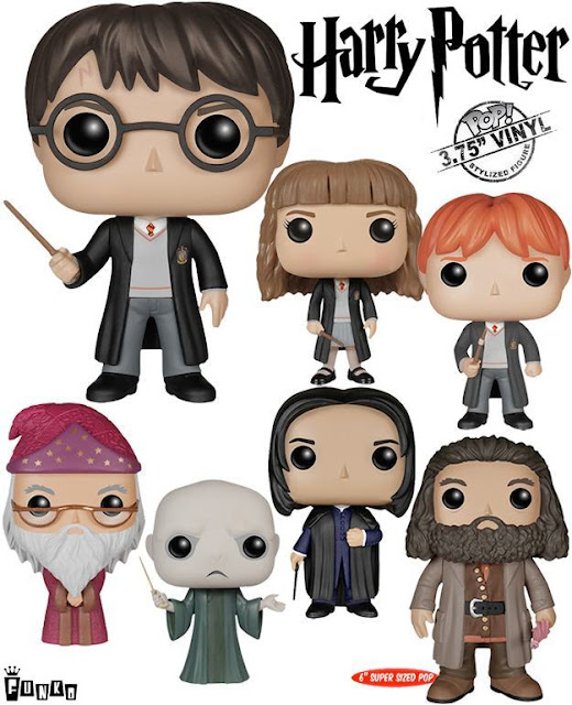Bonecos Funko Pop Harry Potter
