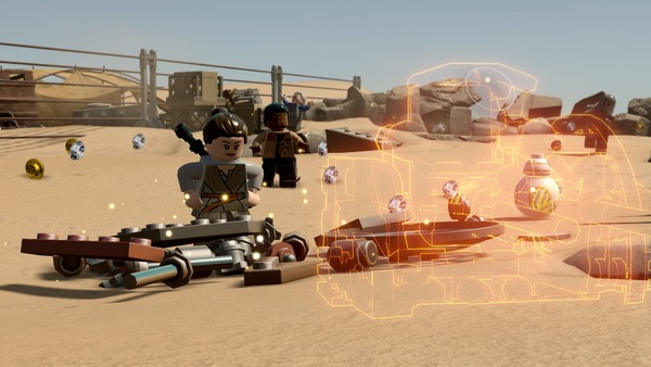 LEGO Star Wars: The Force Awakens - (PC) Torrent