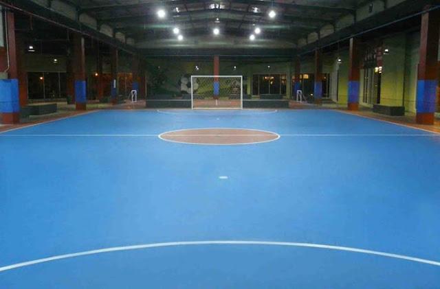 Jenis Lapangan Futsal Vinyl