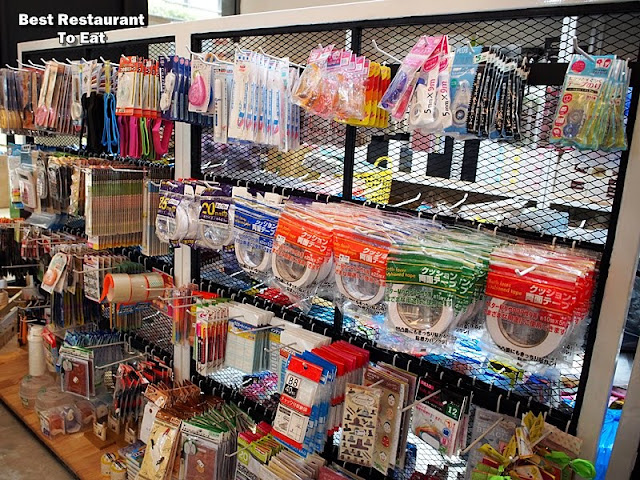 Stationery Section