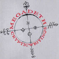 Cryptic writings. Megadeth
