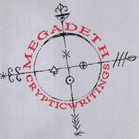 Cryptic writings. Megadeth