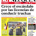Tapa Diario La Mañana de Neuquén 27-03-2017