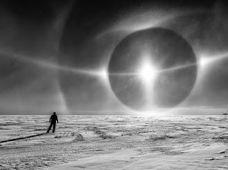 La Extraña Estructura Encontrada en la Antártida