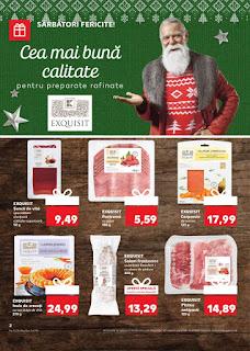 CATALOG KAUFLAND 19 -  24 decembrie 2018 promotii Exquisit