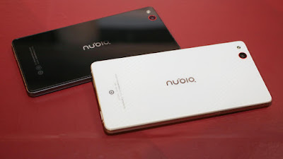 List of Premium Smartphones are Competing at The Top - ZTE Nubia Z9