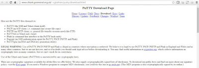 Official site of putty