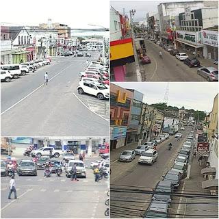Câmeras de segurança voltam a monitorar as ruas de Alagoinhas
