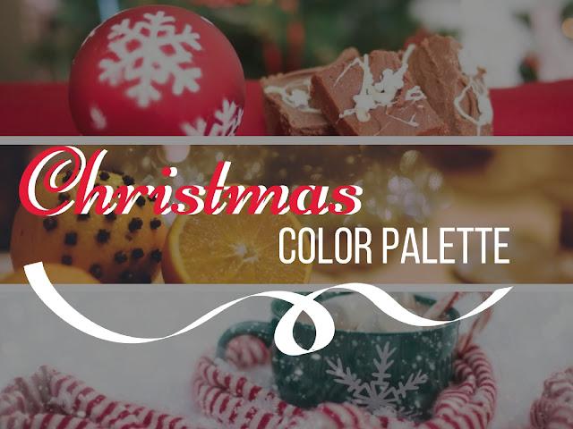 3 Χριστουγεννιάτικοι συνδυασμοί χρωμάτων για το blog σου
