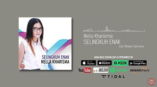 Lirik Lagu Selingkuh Enak - Nella Kharisma