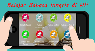 Aplikasi untuk belajar bahsa inggris di android