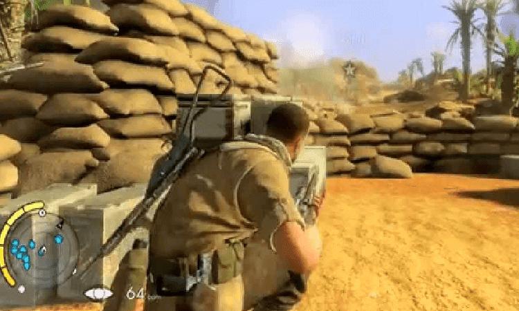 تحميل لعبة القناص سنايبر sniper elite 3 للكمبيوتر برابط مباشر