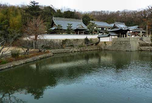 Gokurakuji Temple, Shodoshima.