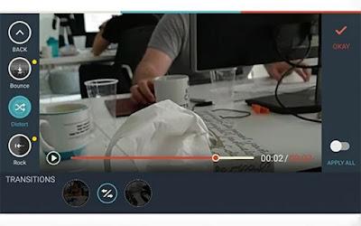 FilmoraGo - Free Video Editor - aplikasi edit video iphone