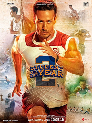 Student Of The Year 2 (2019) Hindi Full Movie DVDScr 700MB