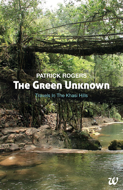 the-green-unknown, patrick-rogers, book