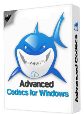 تحميل برنامج تشغيل جميع صيغ الفيديو والصوت Advanced Codecs 8.3.2