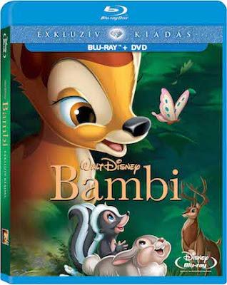 Bambi 1942 Dual Audio Hindi 720p BluRay 600MB