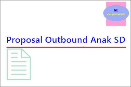 Proposal Kegiatan Outbound Anak SD
