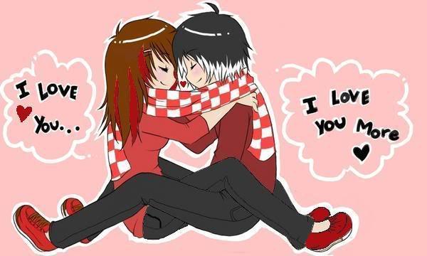 Aemyea love story - Dark anime couples ...
