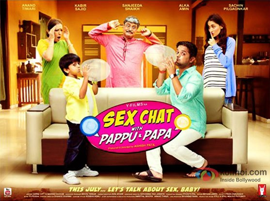 The trailer of  Sex Chat with Pappu & Papa, a five-part web series being produced by Y-Films, has gone viral.  If the promise hinted at by the trailer holds good, Y-Films, the youth wing of Yash Raj Films, would have lived up to its pedigree.