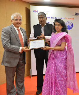 Noel N Tata felicitated for Tata Internationals Outstanding Performance in International Trade