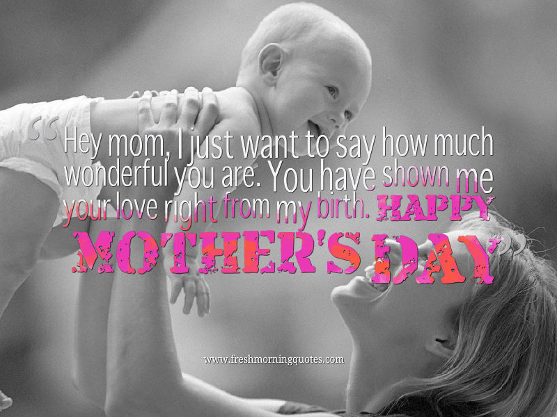 wonderful mom mothers day images pictures pics 2016