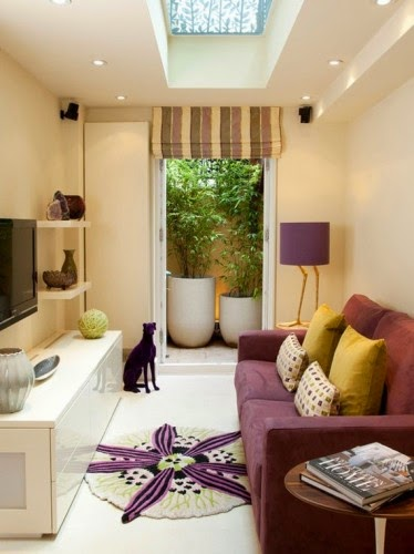 Ideas y consejos para decorar una sala de estar peque a for Sala de estar antigua